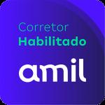Corretor habilitado Amil